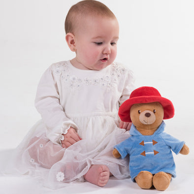 Peluche Paddington Bear My First Classic | RAINBOW DESIGNS | RocketBaby.it