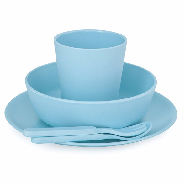 Set Pappa in Bamboo Pacific Blue |  | RocketBaby.it