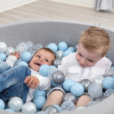 Piscina con palline rocketbaby for Baby k piscinas