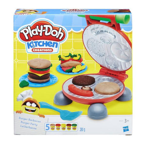 Play-Doh Il Burger Set | PLAYDOH | RocketBaby.it
