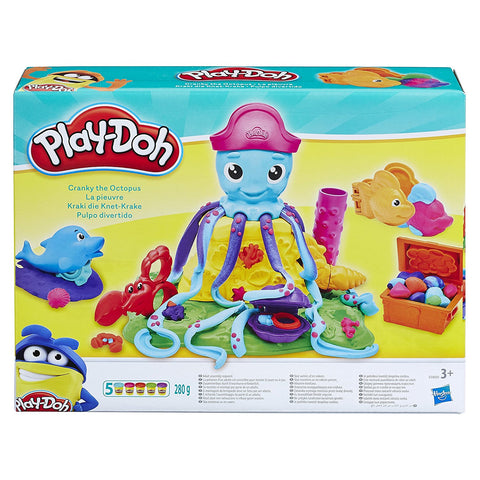 Play-Doh Dante Il Polipo Stravagante | PLAYDOH | RocketBaby.it