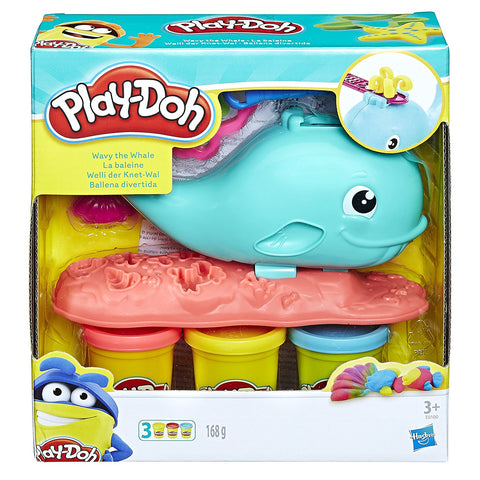 Play-Doh La Balena Colorata | PLAYDOH | RocketBaby.it