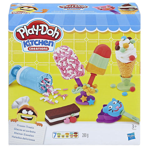 Play-Doh Gelati E Ghiaccioli | PLAYDOH | RocketBaby.it