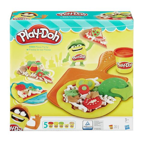 Play-Doh Pizza Party | PLAYDOH | RocketBaby.it