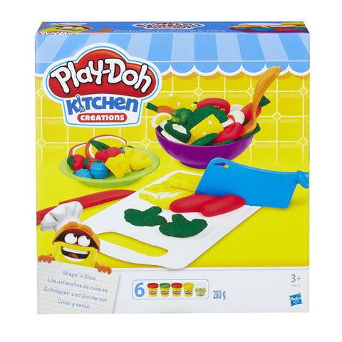 Play-Doh Crea E Servi | PLAYDOH | RocketBaby.it
