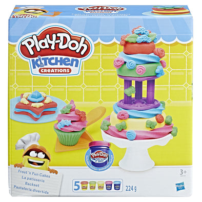 Play-Doh Torte Ed Accessori | PLAYDOH | RocketBaby.it