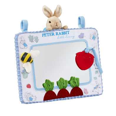 Specchio Morbido Peter Rabbit | RAINBOW DESIGNS | RocketBaby.it