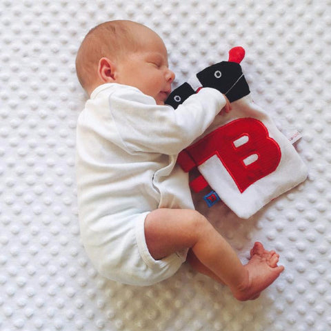 Peluche Conforter Mini Mr B |  | RocketBaby.it