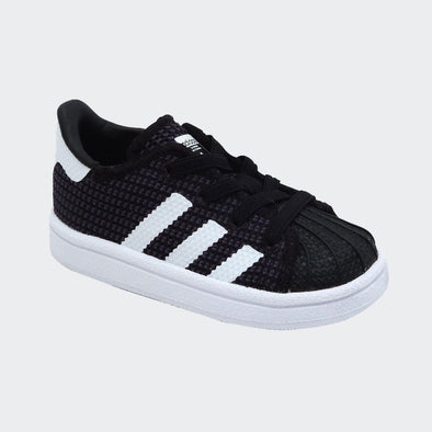 Adidas Superstar I Nere Bande Bianche | ADIDAS | RocketBaby.it