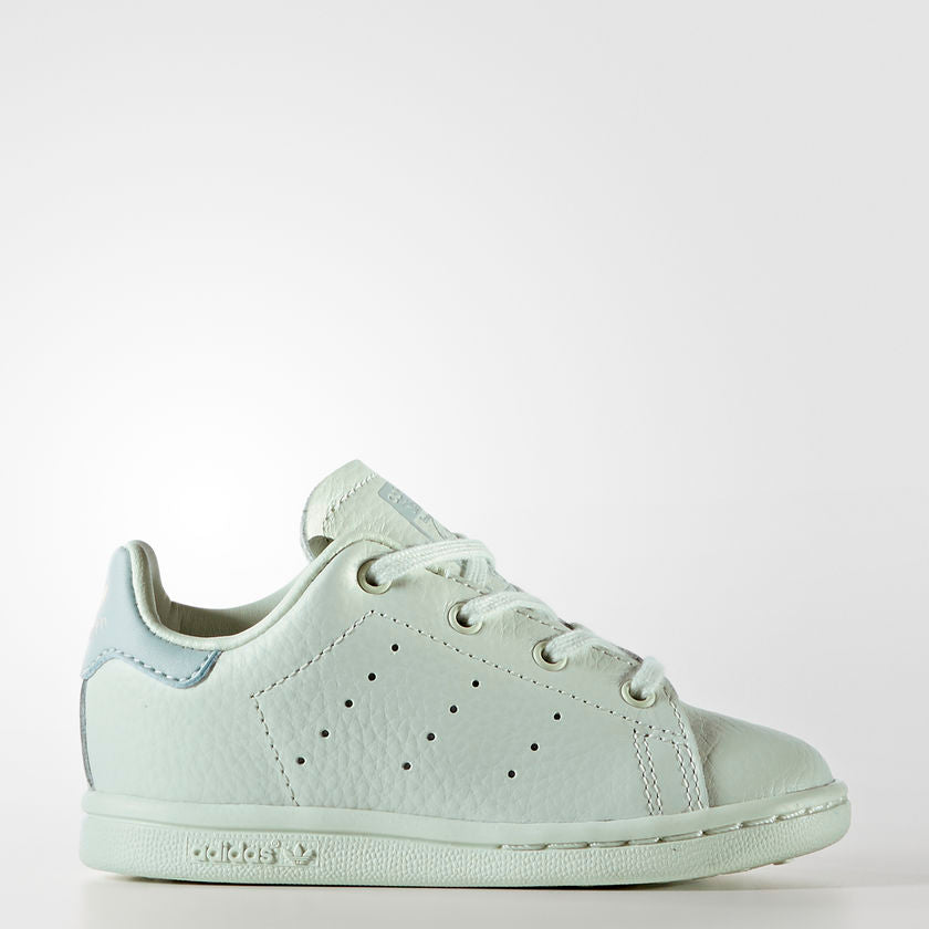 size 40 c04c6 bb96f Adidas Baby Stan Smith Green and Blue   ADIDAS   RocketBaby.it