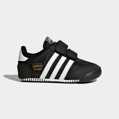 Adidas Neonato Dragon Bianco e Nero | ADIDAS | RocketBaby.it