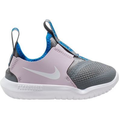 Nike Flex Runner (TD) Rosa e Grigie | NIKE | RocketBaby.it