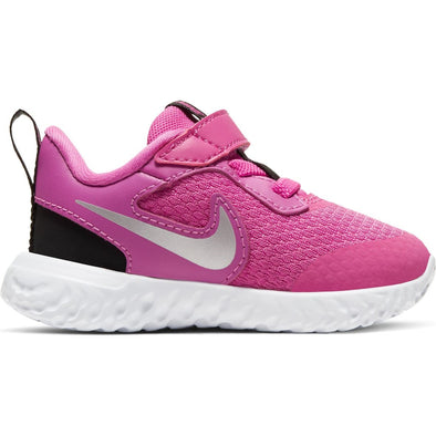 Nike Revolution 5 (TDV) Fucsia Baffo Metallizzato | NIKE | RocketBaby.it