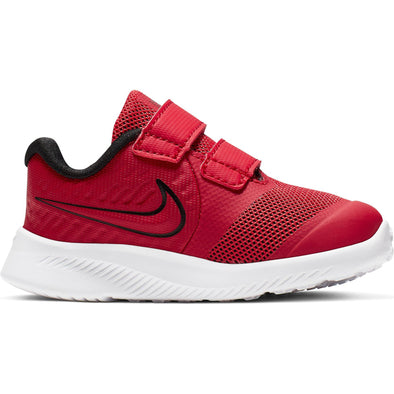 Nike Star Runner 2 (TDV) Rosse e Nere | NIKE | RocketBaby.it
