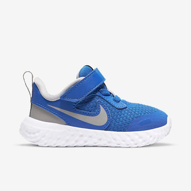 Nike Revolution 5 Tdv Game Royal Lt Smoke