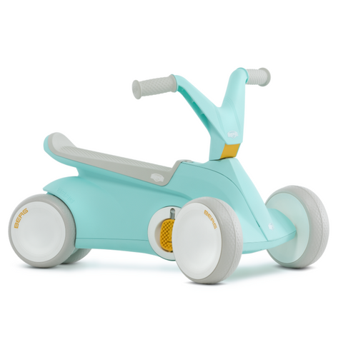 Scooter a Pedali e Primipassi 2 in 1 Go2 Mint | BERG | RocketBaby.it