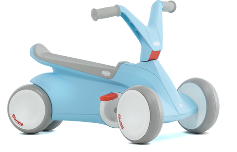 Scooter a Pedali e Primipassi 2 in 1 Go2 Blue | BERG | RocketBaby.it