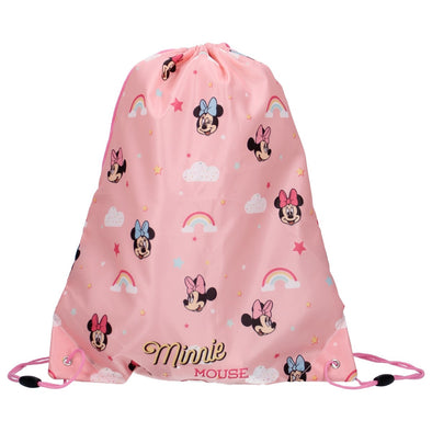 Gym Bag Minnie Let's Party
