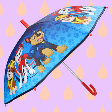 Ombrello Paw Patrol Dont Worry About Rain