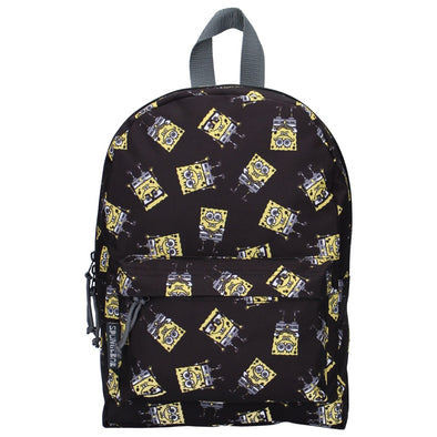 Zaino Spongebob Iconic Black