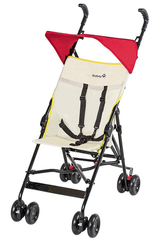 Passeggino Peps Con Capottina Summer Red | SAFETY 1ST | RocketBaby.it