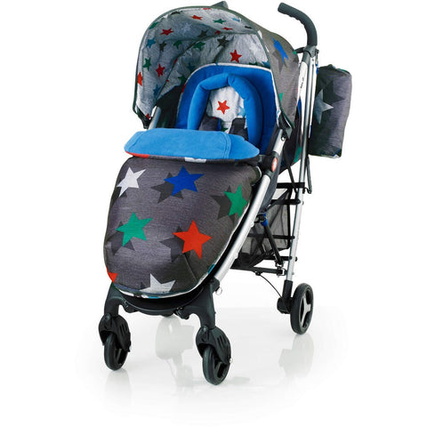 Passeggino Yo 2 Grey Megastar | COSATTO | RocketBaby.it