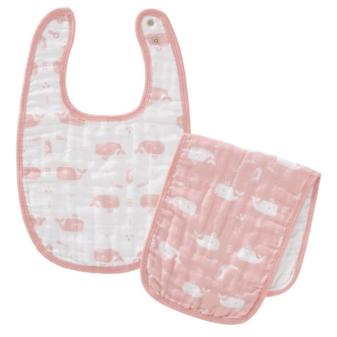 Set Ruttino Balena Rosa