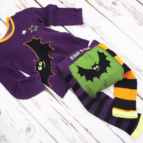 Set Leggings e Maglietta Halloween | BLADE&ROSE | RocketBaby.it