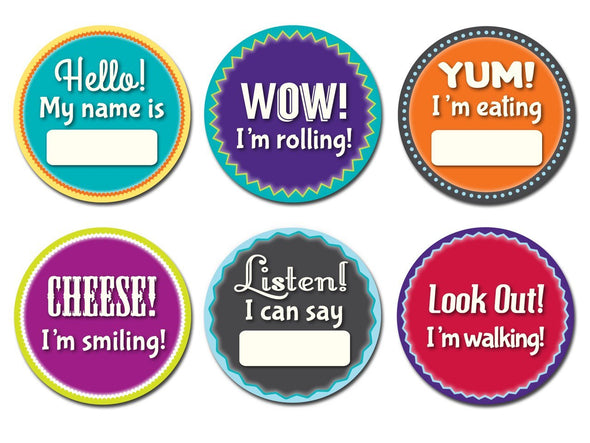 Set Stickers per Maglietta Milestones Momentos |  | RocketBaby.it