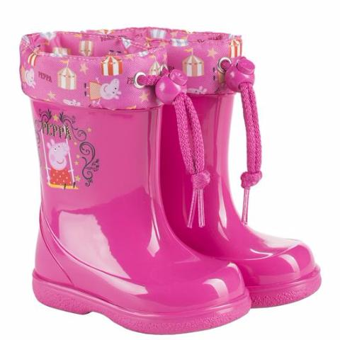 new styles 8c336 049b1 Rubber boots in pink IGOR SHOES RocketBaby.it