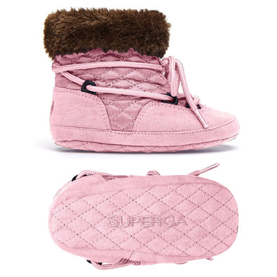 Stivale Superga Imbottito Soft Sole Candy Pink