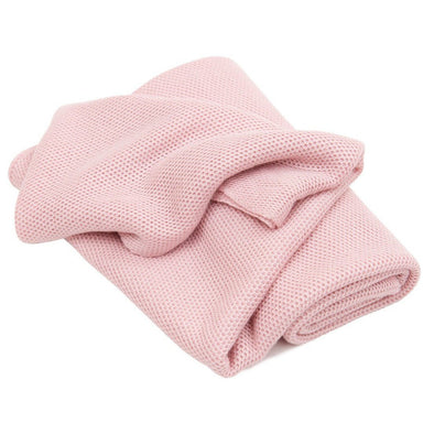 Swaddle in Bamboo Powder pink