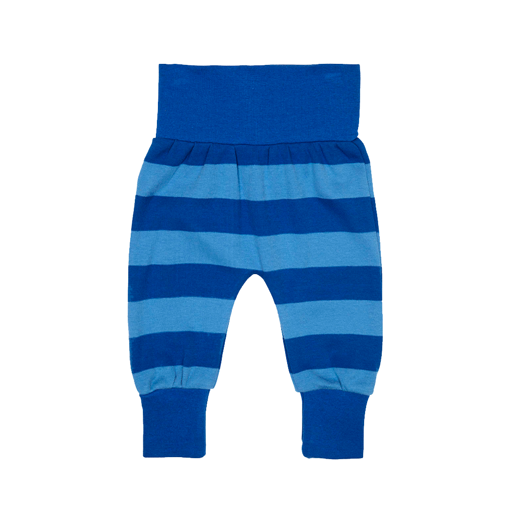 Leggings a Righe Blu | TOBY TIGER | RocketBaby.it