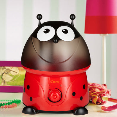 Umidificatore a Ultrasuoni Lilly the Ladybug