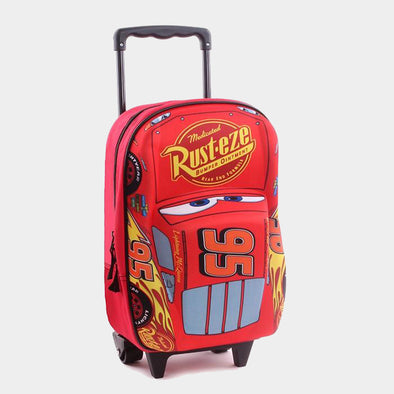 Trolley Zaino Cars 3 Piston Cup