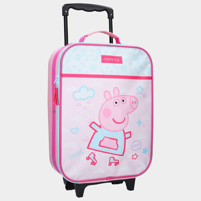 Trolley Zaino Peppa Pig Roll With Me