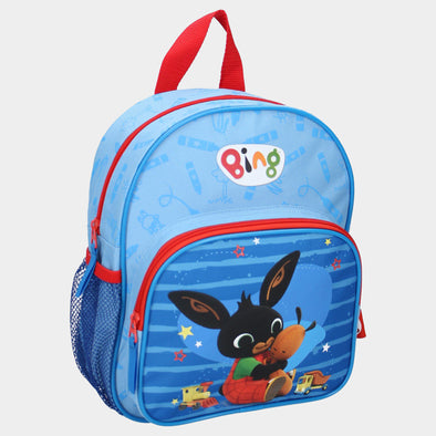 Zaino Bing Toys Are Fun Tasche Laterali