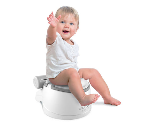Clean Flush Vasino a Pedale con Sacchetti Gettabili nel WC |  | RocketBaby.it