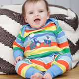Tutina Trenino Arcobaleno | PICCALILLY | RocketBaby.it