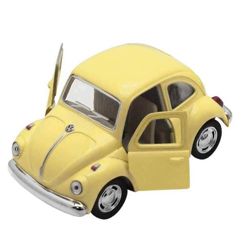 Automobilina VW Beetle Classical Giallo | VW RETRO | RocketBaby.it