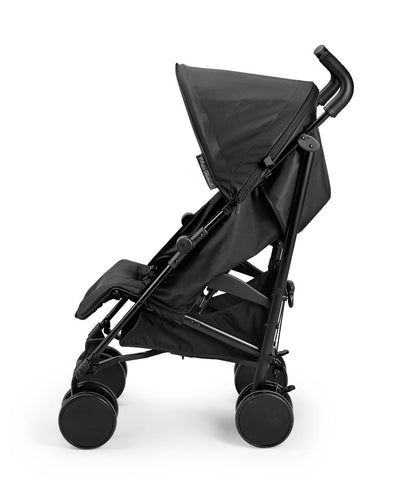 Passeggino Nero Brilliant Black | ELODIE DETAILS | RocketBaby.it