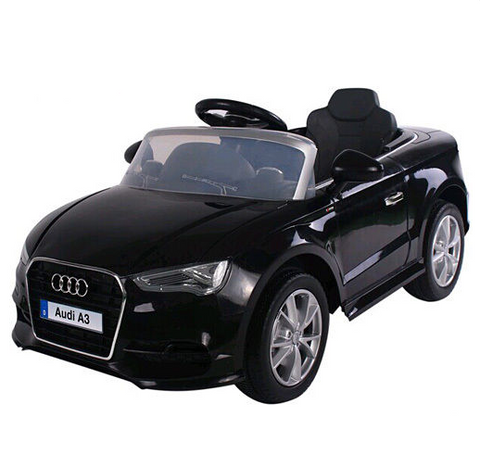 AUDI A3 NERA | BABYCAR | RocketBaby.it