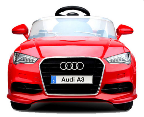 AUDI A3 ROSSA | BABYCAR | RocketBaby.it