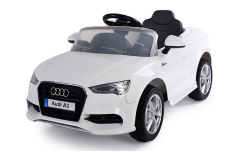 AUDI A3 BIANCA | BABYCAR | RocketBaby.it