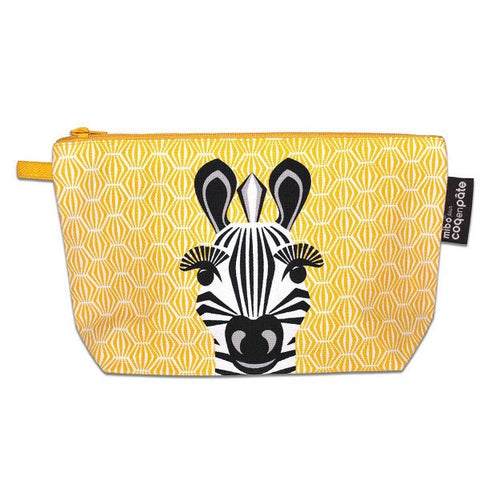 Trousse Astuccio Zebra | COQ EN PATE | RocketBaby.it