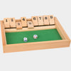 Gioco Shut The Box | LEGLER | RocketBaby.it