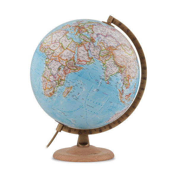 Mappamondo National Geographic Gold Classic 30 cm | TECNODIDATTICA | RocketBaby.it