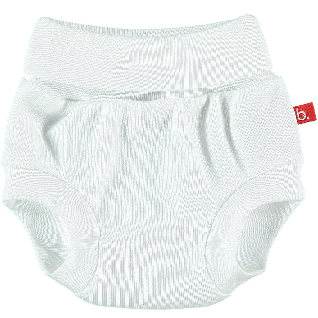Culotte bianco - RocketBaby - 1