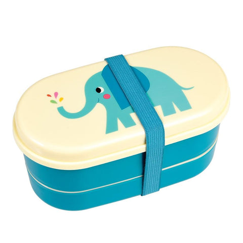 Bento Box Elvis The Elephant | REX LONDON | RocketBaby.it