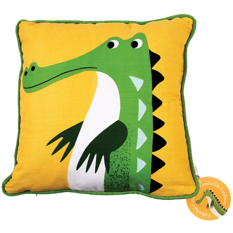 Cuscino Harry The Crocodile | REX LONDON | RocketBaby.it